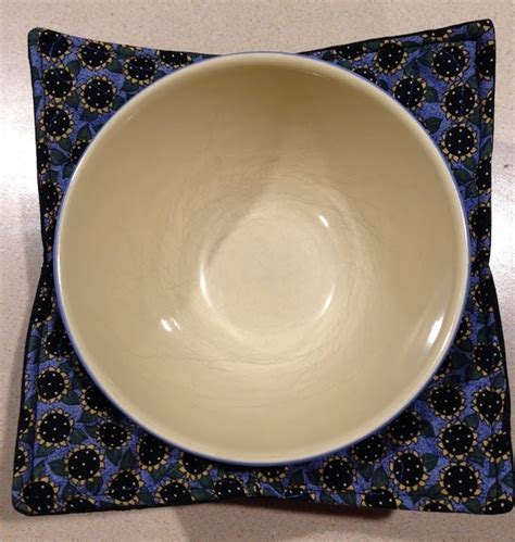 pattern for fabric microwave bowl make a microwave bowl potholder true hope and a future