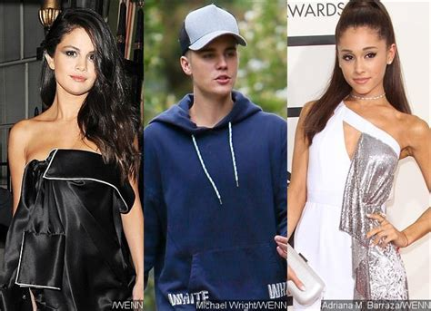 Set Selena Vsdcdm the gallery for gt selena gomez vs grande for justin bieber