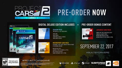 Ps4 Project Cars Complete Edition Reg 1 All project cars 2 general discussion thread out now on ps4 xb1 pc page 163