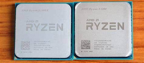 Diskon Amd Ryzen 3 1300x 3 5ghz Up To 3 7ghz Cache 8mb 65w Am4 Box review amd ryzen 3 1300x and ryzen 3 1200 cpu hexus net