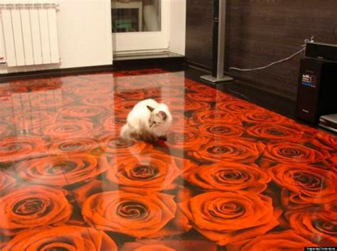 3 d floors are the coolest weirdest things you can put in