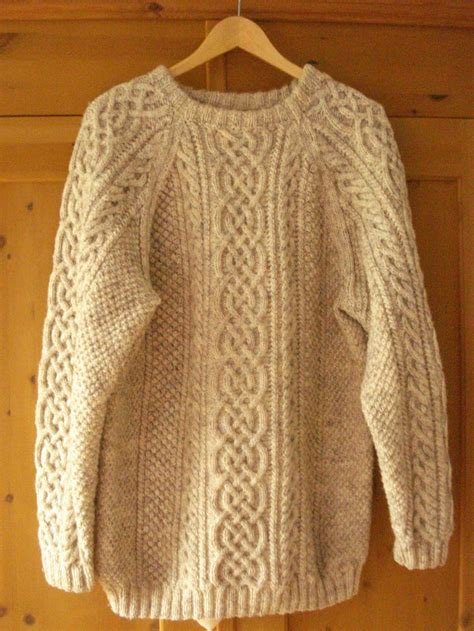 Handmade Sweater Ideas - 25 best ideas about aran sweaters on aran