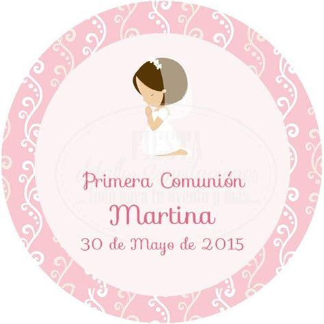tarjetas de comunion personalizadas para imprimir gratis etiqueta comuni 211 n 018 fiesta detalles e invitaciones