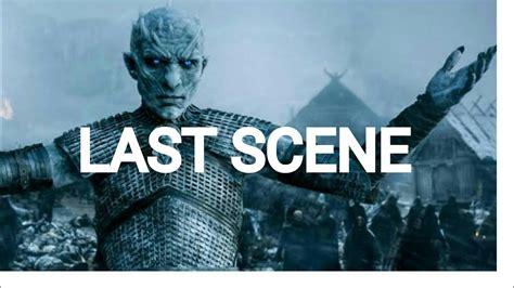 will of thrones a season 8 of thrones season 8 finale