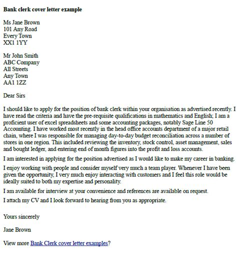 covering letter for customer service consultant covering