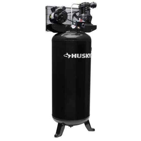 Husky 60 Gal. Electric Air Compressor VT6314   The Home Depot