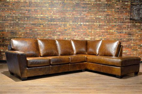 the bolton leather sectional canada s leather sofas