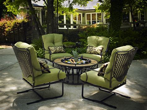 Iron Patio Furniture Sets Wrought Iron Patio Set 12 Photos Gallery Of How To Repair Wrought Iron Patio Set Agreeable