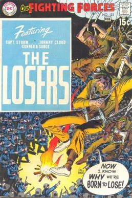 the losers books the losers comics