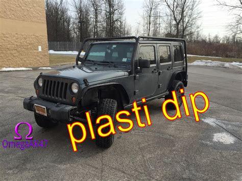 plasti dip jeep jeep wrangler plasti dip grill