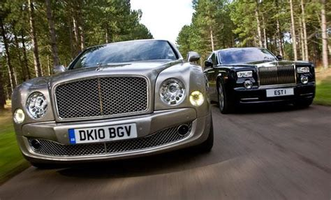 bentley mulsanne vs rolls royce phantom of the road rolls royce phantom vs bentley mulsanne