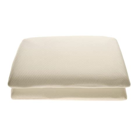 Softest Memory Foam Pillow by Thin Pillow Review Of Soft Tex Conventional Pillows
