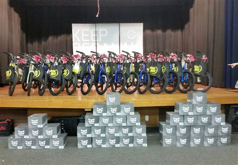 Free Bmx Bikes Giveaway - jenson usa and free agent give away 60 bikes to students bicycle retailer and