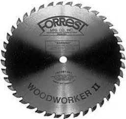 Forrest Woodworker Ii Ww10407125 Buy Forrest Saw Blades Online