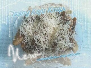 Coklat Baligee Isi Krispi Beras momiza kitchen pisang keju krispi