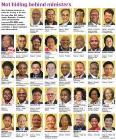 all the deputy ministers in sa cabinet graphics24