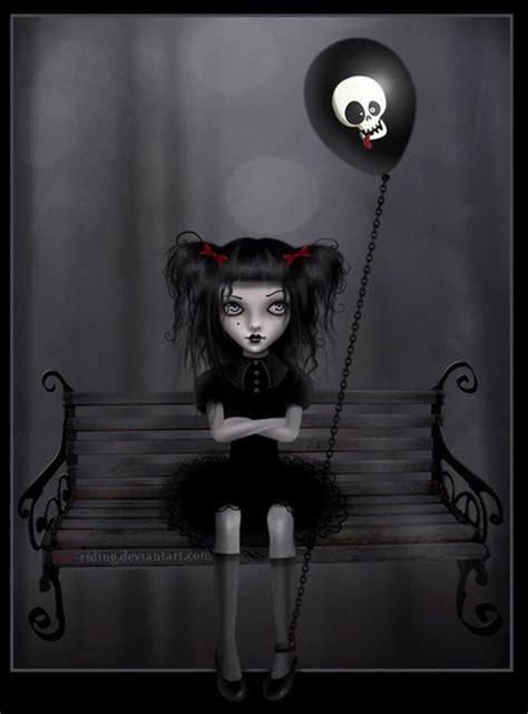 imagenes hadas goticas sexis quot goth quot imagem de capa pinterest meninas ann raggedy