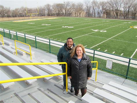 journey house packers old turf helps revitalize south side milwaukee