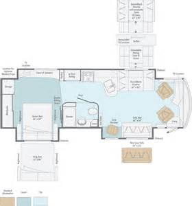 itasca rv floor plans itasca motorhomes 2012 meridian
