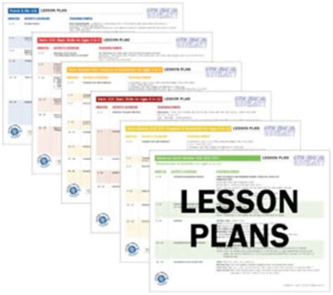 swimming lesson plan template swimming instructor and certification ideal for