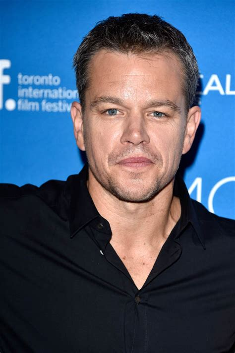 matt damon matt damon and cast of the martian at tiff press
