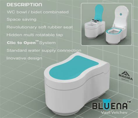 Bidet Of The Dead by Blue Blue Bidet Yanko Design