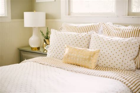 white and gold bedding a southern lady gold white bedding