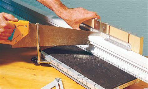 Gehrungslade Für Stuckleisten Styropor Zierprofile by Deckenprofile Zuschneiden Und Anbringen Wohnen Deko