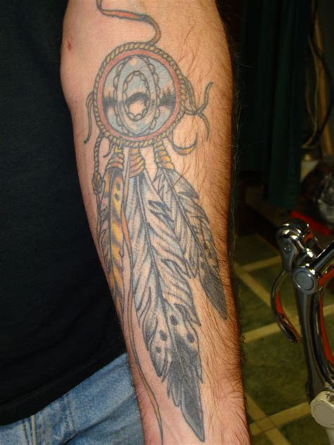 dreamcatcher forearm tattoo dreamcatcher tattoos designs ideas and meaning tattoos