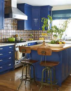 Benjamin moore californial blue kitchen cabinets