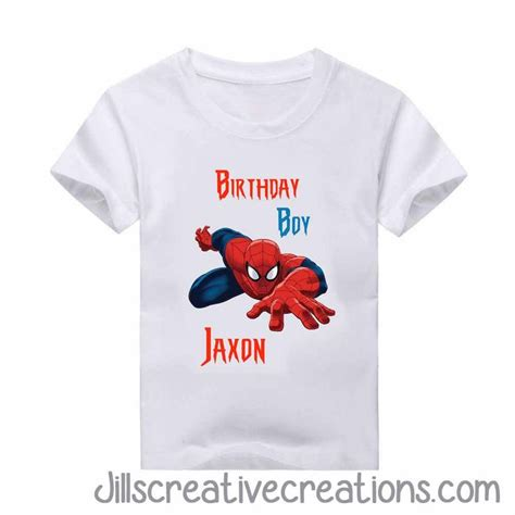 T Shirt Transformers A O E 01 25 best ideas about spider birthday on