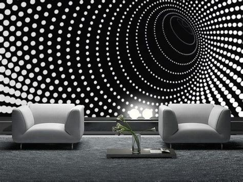 outstanding wall art ideas inspired  optical illusions
