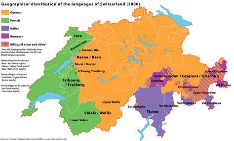 languages of switzerland map swiss detective work need assistance switzerland