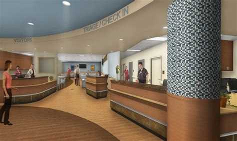 Uw Emergency Room by Better Waiting Area Triage Spaces On Way To