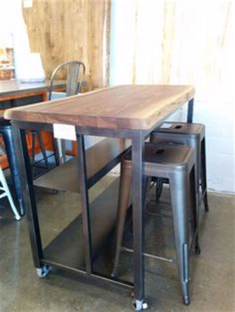 kitchen island ontario regency 24 quot x 48 quot 18 304 stainless steel commercial work table with galvanized legs and