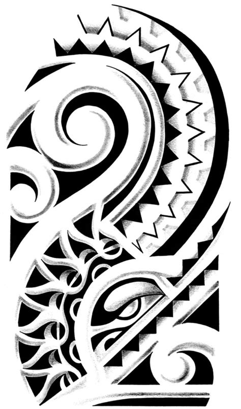 tattoo flash polynesian ideatattoo