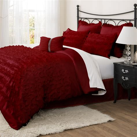 Lush Comforter Set by Lush Decor Avery 7pc Comforter Set