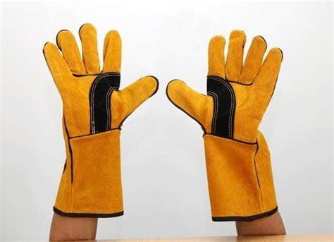 Jual Sarung Tangan Welding jual sarung tangan leather welding leopard lpwg 0202 082218260040 harga murah jakarta oleh
