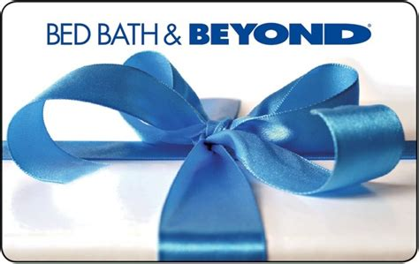 Kohl S Gift Card Balance Full Site - bed bath beyond gift card