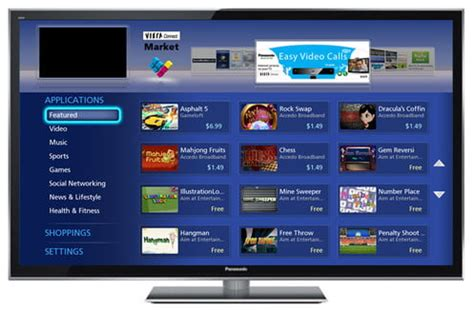Tv Panasonic Smart best smart tv platforms for cord cutters digital trends