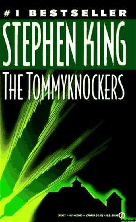 the tommyknockers the tommyknockers by stephen king reviews discussion