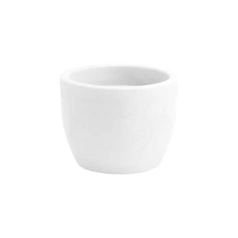 vaso bianco vaso per piante da interno ed esterno hera nicoli