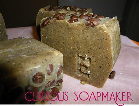 Coffee Soap odors neutralizing emollient coffee soap in juice box