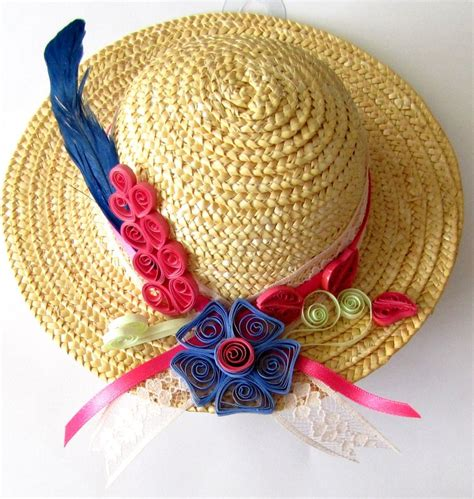 quilling hat tutorial 17 best images about quilling hats on pinterest