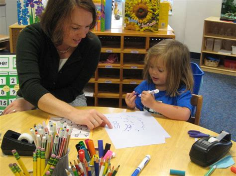 for teachers a preschool becomes an advocate