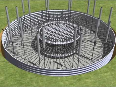 design criteria for turbine generator foundations contech engineered solutions vha wind turbine anchor deep