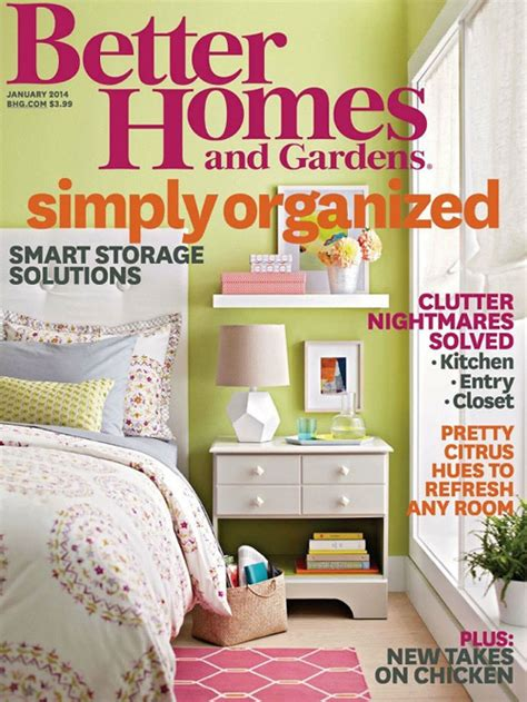 house and garden magazine usa better homes and gardens usa january 2014 187 digital
