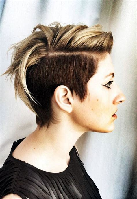 2016 trendy mohawk hairstyles for short haircuts 2016 short hairstyles haircut ideas fashion trend seeker