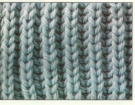 knitting a rib fishermans rib a traditional rib knitting stitch