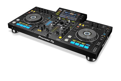 pioneer console console pioneer introducing the new pioneer xdj rx dj
